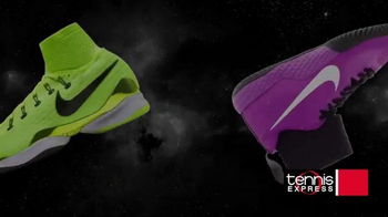 Tennis Express TV Spot, 'Nike Shoes in Space' - Thumbnail 2