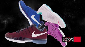 Tennis Express TV Spot, 'Nike Shoes in Space' - Thumbnail 4