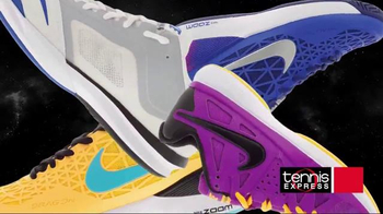 Tennis Express TV Spot, 'Nike Shoes in Space' - Thumbnail 6