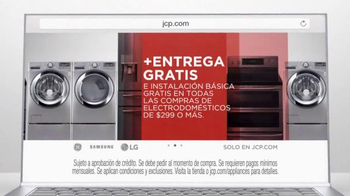 JCPenney TV Spot, 'Appliances' [Spanish] - Thumbnail 6