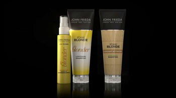 John Frieda Sheer Blonde TV Spot, 'Me & John' - Thumbnail 8