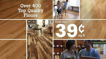 Lumber Liquidators Customer Appreciation Event TV Spot, 'Quality Assurance' - Thumbnail 9