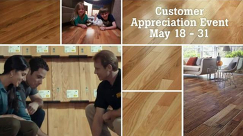 Lumber Liquidators Customer Appreciation Event TV Spot, 'Quality Assurance' - Thumbnail 8