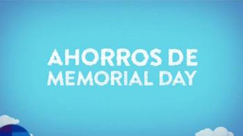 Lowe's Ahorros de Memorial Day TV Spot, 'Juego de comedor' [Spanish] - Thumbnail 2