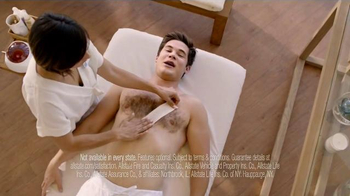 Allstate TV Spot, 'Spa Day' Featuring Adam DeVine - Thumbnail 7