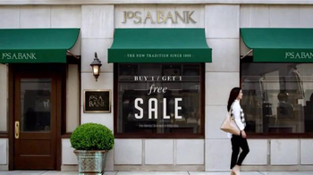 JoS. A. Bank Buy One, Get One Free Sale TV Spot, 'Almost Everything' - Thumbnail 1