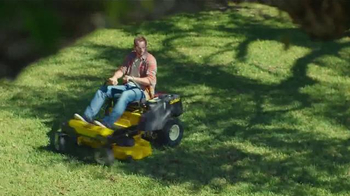 The Home Depot Toro Days TV Spot, 'Dad's Work Ethic' - Thumbnail 2