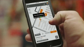 The Home Depot Toro Days TV Spot, 'Dad's Work Ethic' - Thumbnail 7