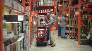The Home Depot Toro Days TV Spot, 'Dad's Work Ethic' - Thumbnail 8