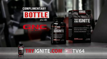 Force Factor Test X180 Ignite TV Spot, 'What It Means to Be a Man' - Thumbnail 10