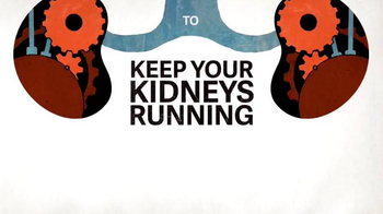National Kidney Foundation TV Spot, 'Keep Your Kidneys Running'