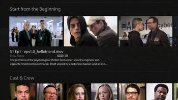 XFINITY On Demand TV Spot, 'Mr. Robot: The Complete First Season' - Thumbnail 4