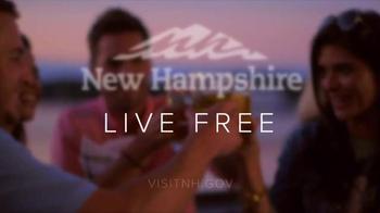 Visit New Hampshire TV Spot, 'Summer' - Thumbnail 10