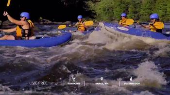 Visit New Hampshire TV Spot, 'Summer' - Thumbnail 6
