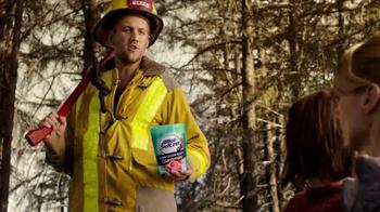 Alka-Seltzer Heartburn Relief Gummies TV Spot, 'Campfire'