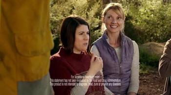 Alka-Seltzer Heartburn Relief Gummies TV Spot, 'Campfire' - Thumbnail 5