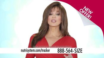 Nutrisystem Turbo10 TV Spot, 'Activity Tracker' Featuring Marie Osmond - 424 commercial airings