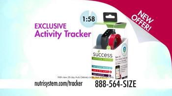Nutrisystem Turbo10 TV Spot, 'Activity Tracker' Featuring Marie Osmond - Thumbnail 7