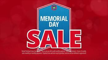 Rent-A-Center Memorial Day Sale TV Spot, 'Do That'