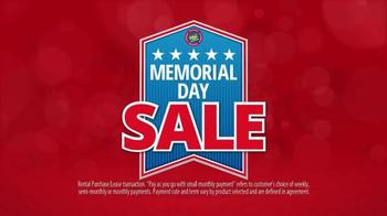 Rent-A-Center Memorial Day Sale TV Spot, 'Do That' - Thumbnail 2