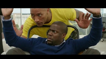 Central Intelligence - Alternate Trailer 4
