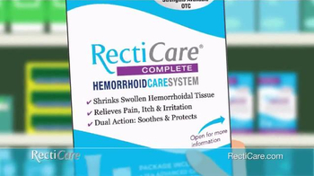 Recticare Complete TV Spot, 'Two Effective Medications' - Thumbnail 3