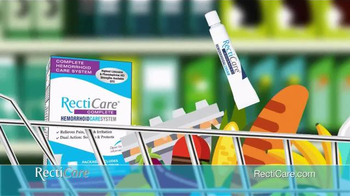 Recticare Complete TV Spot, 'Two Effective Medications' - Thumbnail 7