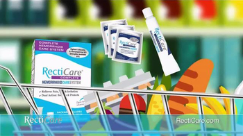 Recticare Complete TV Spot, 'Two Effective Medications' - Thumbnail 8