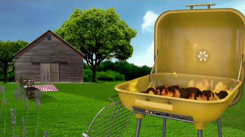 Outback Steakhouse TV Spot, 'Discovery Channel: Backyard BBQ' - Thumbnail 7