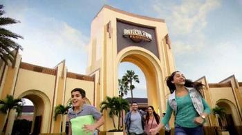 Universal Orlando Resort TV Spot, 'Two Theme Parks' Song by KONGOS - Thumbnail 1