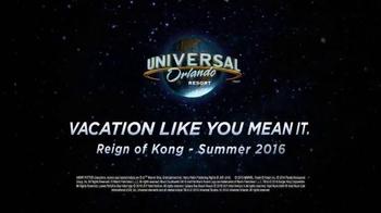 Universal Orlando Resort TV Spot, 'Two Theme Parks' Song by KONGOS - Thumbnail 8