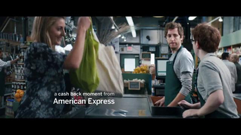 American Express TV Spot, 'Tina Fey Living the Dream at the Supermarket' - Thumbnail 1