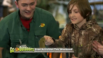 Bass Pro Shops Go Outdoors Event and Sale TV Spot, 'Water Shoes & Vests' - Thumbnail 7