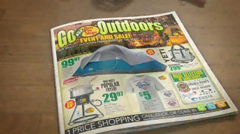 Bass Pro Shops Go Outdoors Event and Sale TV Spot, 'Water Shoes & Vests' - Thumbnail 4