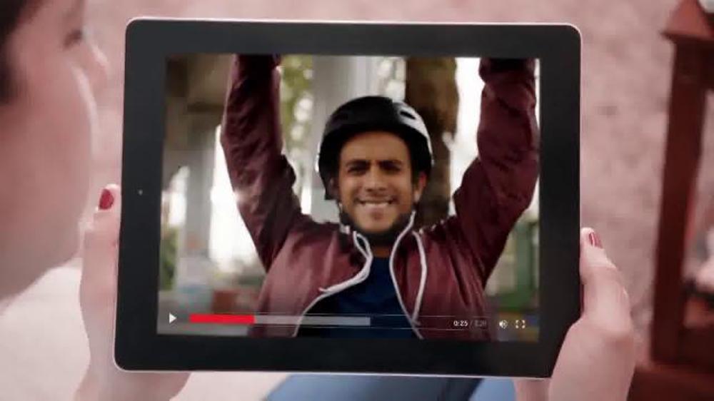 XFINITY Internet TV Commercial, 'Frozen' - Video