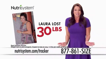 Nutrisystem Turbo10 TV Spot, 'Activity Tracker: Energy' - 321 commercial airings
