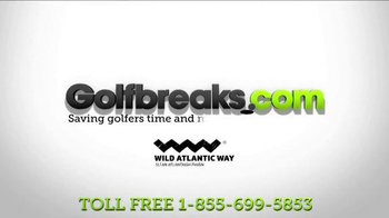 Golfbreaks.com TV Spot, 'The Emerald Isle' - Thumbnail 9