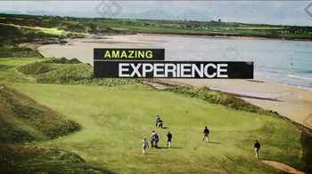 Golfbreaks.com TV Spot, 'The Emerald Isle' - Thumbnail 4