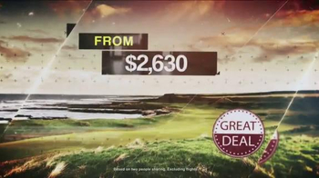 Golfbreaks.com TV Spot, 'The Emerald Isle' - Thumbnail 7
