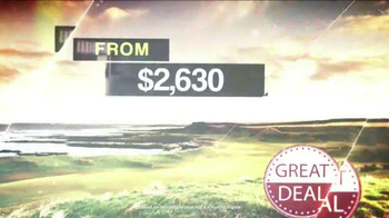 Golfbreaks.com TV Spot, 'The Emerald Isle' - Thumbnail 8