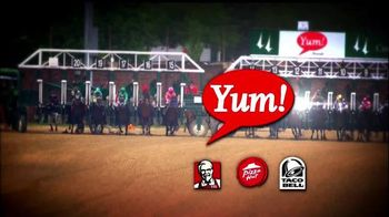 Yum! Brands TV Spot, '2016 Kentucky Derby'
