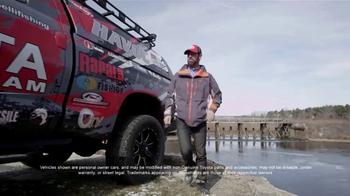 Toyota Tundra TV Spot, 'Competetive Desire' Featuring Michael Iaconelli - Thumbnail 1