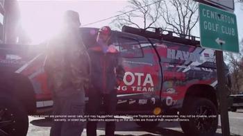 Toyota Tundra TV Spot, 'Competetive Desire' Featuring Michael Iaconelli - Thumbnail 3