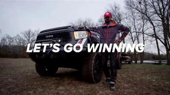 Toyota Tundra TV Spot, 'Competetive Desire' Featuring Michael Iaconelli - Thumbnail 8