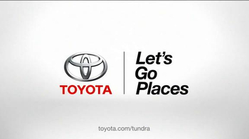 Toyota Tundra TV Spot, 'Bass Master' Featuring Kevin VanDam - Thumbnail 7