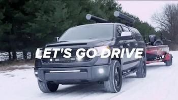 Toyota Tundra TV Spot, 'Bass Master' Featuring Kevin VanDam - Thumbnail 5