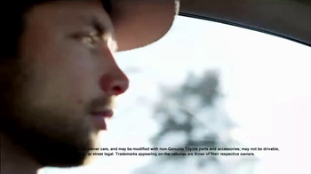 Toyota Tundra TV Spot, 'Best in Idaho' Featuring Brandon Palaniuk - Thumbnail 1