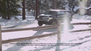 Toyota Tundra TV Spot, 'Best in Idaho' Featuring Brandon Palaniuk - Thumbnail 2