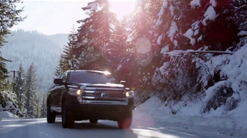 Toyota Tundra TV Spot, 'Best in Idaho' Featuring Brandon Palaniuk - Thumbnail 6