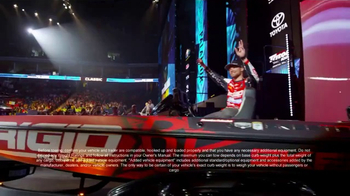 Toyota Tundra TV Spot, 'Best in Idaho' Featuring Brandon Palaniuk - Thumbnail 7